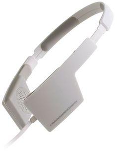 designbinge:  WESC - Snare Headphones
