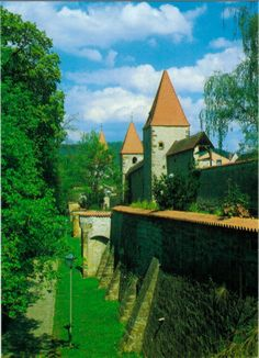 From Amberg, Germany