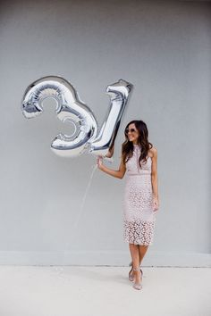 Yesterday was my 31st birthday, so I thought I'd share 31 things about me! Let me know if we share any interesting attributes :)