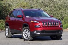 2014 Jeep Cherokee & Reviews