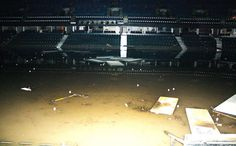 Calgary Flames get picture of damage at Saddledome Images Of Flood, National Hockey League, Calgary, Blood, Canada, Sun, Water, Sports, Pictures