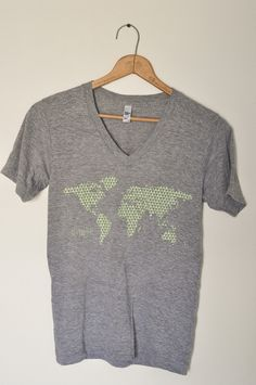 This couple is adopting twin boys from Africa!  Adoption is expensive, so they're doing what they can to raise extra funds. One way, is through selling crew and vneck tshirts they designed!  Buy one (or more) at: http://getyouhere.storenvy.com/