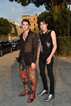 Harry and peter brant foto di luciano di bacco - Dago fotogallery
