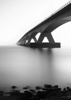 A truly majestic bridge captured by photographer Frank van Es