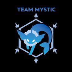 Vaporeon Team Mystic by Kuromin's Artist Shop