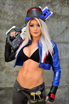 Soldier 76 by Kate Sarkissian