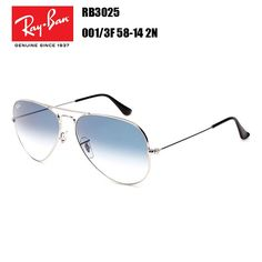 f146cd21225 Ray-Ban Aviator Gold Arista RB3025 001 3F 58-14 2N Clubmaster Sunglasses