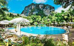 Bildresultat för aonang golden beach hotel