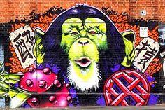 Hindley St Carpark (behind Jive Nightclub). Artist: Toy Soldiers Crew. 181 Hindley St, Adelaide. Andrew Neale. #IAJOT