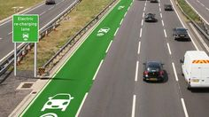 Highways England are embarking on a trial to see if electric charging technology can be installed underneath roads across the country.