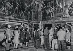 5 ottobre 1944 How the Monuments Men Saved Italy's Treasures - Roma Vaticano World History, World War Ii, Art History, Monument Men, Lest We Forget, North Africa, Lovers Art, Wwii, Pictures