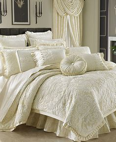 J Queen New York Bedding, Rothschild Comforter Sets - Bedding Collections - Bed & Bath - Macy's