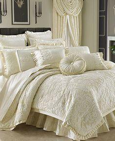 J Queen New York Bedding, Rothschild Comforter Sets - Bedding Collections - Bed & Bath - Macy's