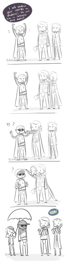 Thor and loki you loveable scamps   Tdw by blargberries on deviantART