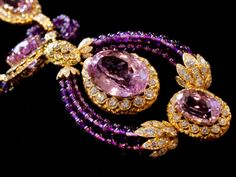 From the estate of Elizabeth Taylor. Designed by Van Cleef and Arpels