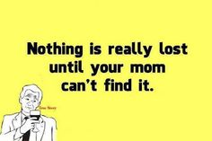 Funny Facebook Status: Nothing is really lost funny facebook quote