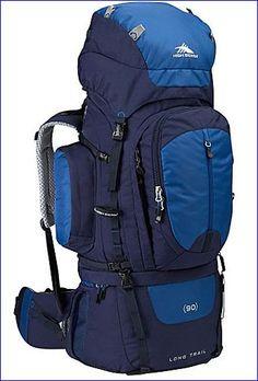 High Sierra Long Trail 90 pack.