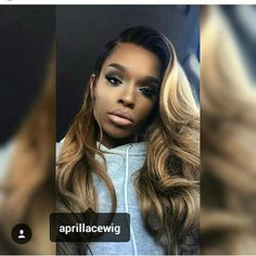 """#productdisplay #AprilLaceWigs #wigs #humanhairwigs Item No.: BW5546  @malibudollface Slayed!!!! Always on the point!!! / Hair type: Chinese Virgin Hair texture: yaki body wave Length: 22"""" Hair color: color natural fade into color 30 Cap construction: glueless full lace with silk top Density: 120% / Price: 409$ Handling time: 5 days #hairfashion #wigfashion #wigslayed #wiginstall #africanamericanhair #fulllacewigs #beautifulhair #silktopwigs #humanhairwigs #hair #wig #lacewigs #lacefrontwigs…"""