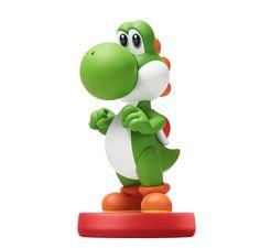 amiibo ヨッシー (スーパーマリオシリーズ)|Nintendo