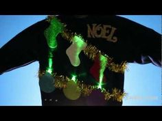 """Goldn' Green Noel"" Christmas Sweater"
