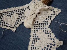 Orilla # 12 Crochet de Corazones - YouTube