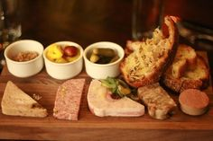 Terrine Board at The Breslin, NYC found on Girl Gone Travel. http://thebreslin.com
