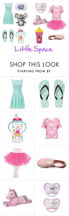 """""""Little Outfits (DD/lg)"""" by keona-merry ❤ liked on Polyvore featuring Kate Spade and Vans"""
