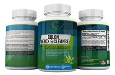 Colon Detox  Cleanse Natural Supplement with Lactobacillus Acidophilus 15 Day Cleanse Detox Cycle  Supports Healthy Bowel Movement Digestive Health  Weight Loss  60 Veggie Caps  For Men  Women ** You can find more details by visiting the image link.