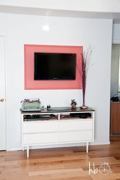 frame for flat screen - Google Search