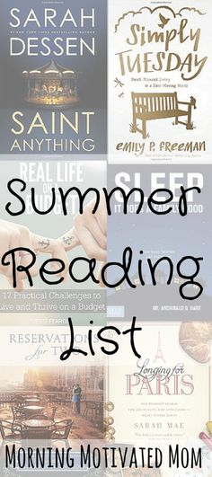 READ IT: Summer Reading List