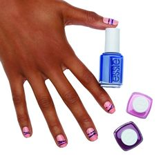 108 Best Essie Polish Nail Art images in 2018 | Cute easy nails ...