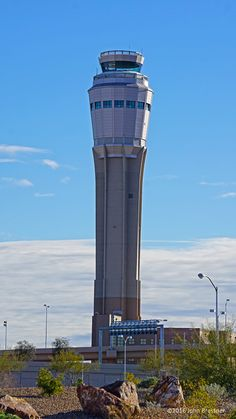 New Air Traffic Control Tower opening in 2016 at McCarran International Airport in Las Vegas