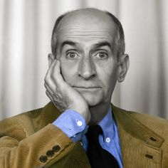 Louis de Funes great comic....!!