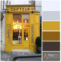 Kleuren inspiratie by Happy Home