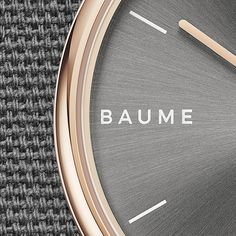 Discover Baume Watches : a unique experience to design your own custom watch. Communication Methods, French Signs, Tomorrow Will Be Better, Moon Phases, Watches For Men, Top Mens Watches, Men Watches
