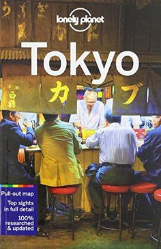 Lonely Planet Tokyo (Travel Guide) 50 things to do