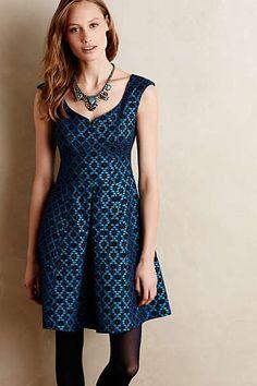 Brocade Ciel Dress