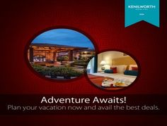 A great holiday deserves the best deals. So, plan your upcoming vacations well in advance and get ready to experience world-class hospitality with our comfortable accommodations. For more details, visit http://www.kenilworthhotels.com/goa/images/escapegoa16.jpg .