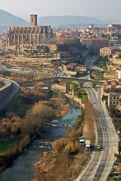 Manresa, Catalonia (http://en.wikipedia.org/wiki/Manresa)