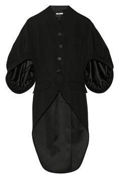 Пальто  Givenchy. Индивидуальный пошив в интернет-ателье Namaha3D www.livemaster.ru/namaha Разрабатываем выкройки, вышивку, лекала для швейных производств, технологические карты, отшиваем образцы и партии одежды