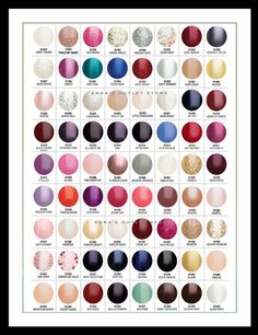 Gel nail polish colors ebay