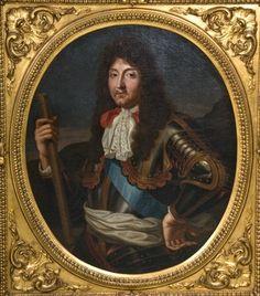 Louis XIV, Roi de France et de Navarre.