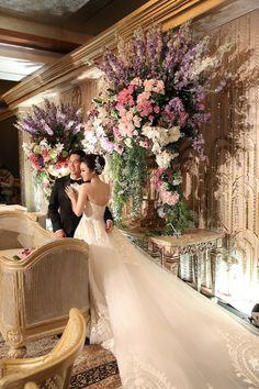 Magnificent Indonesian Wedding at the Mandarin Oriental Jakarta India Wedding, Bali Wedding, Luxury Wedding, Wedding Ceremony, Dream Wedding, Perfect Wedding, Wedding Things, Indonesian Wedding, Sophisticated Wedding