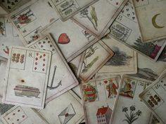 A Game of Hope; The Original Lenormand via My Curious Cabinet