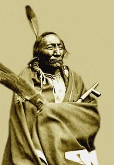 War Chief Roman Nose made his name against the whites, in defense of the territory  around the Republican and the Arickaree rivers. He was killed in 1868 in the battle of Beecher's Island. Roman Nose was shot just above the hip and the bullet lodged in his spine. He died later the same night. The young warriors saw the death of Roman Nose as a great light going out in the night sky.