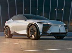 Electric Cars, Electric Car Concept, Electric Vehicle, Electric Power, Concept Cars, Automotive News, Automotive Industry, Design Language, Toyota