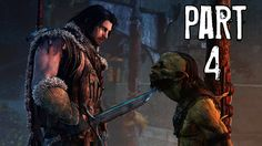 Middle Earth Shadow of Mordor Gameplay Walkthrough Part 4 - THE SPIRIT O...