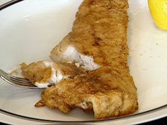 Fried Rock Fish from FoodNetwork.com