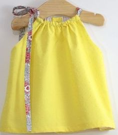New baby dress diy summer 44 Ideas Trendy Baby Clothes, Crochet Baby Clothes, Trendy Outfits, Girl Outfits, Diy Clothes, New Baby Dress, Baby Summer Dresses, Dress Summer, Summer Girls