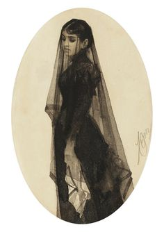 The widow - Anders Zorn - WikiArt.org